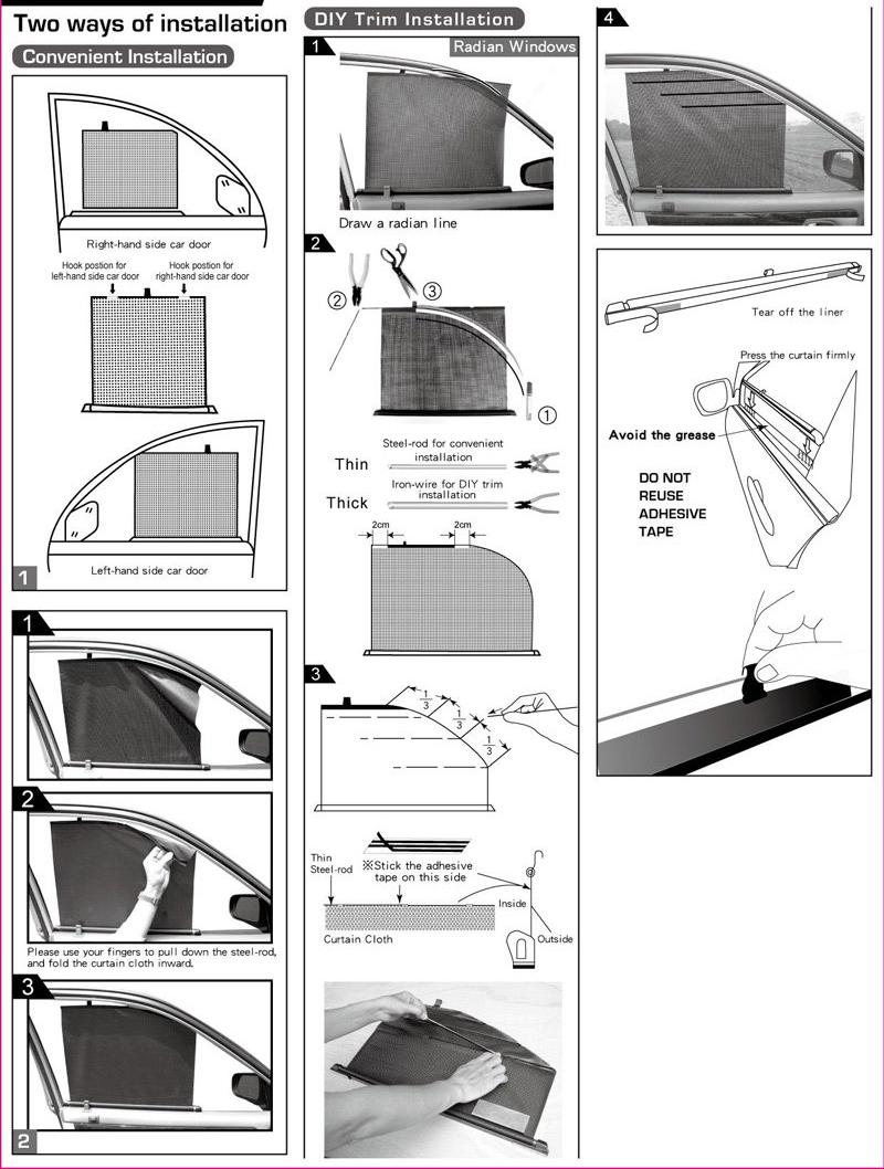 hướng dẫn sử dụng rèm che nắng thông minh I curtain